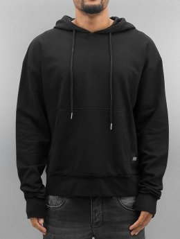 Sixth June Hoody Drop Shoulder schwarz
