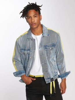Sixth June Jeansjacken Denim blau