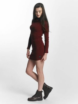 Sixth June Kleid Knit Winter rot