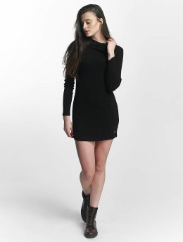 Sixth June Kleid Knit Winter schwarz