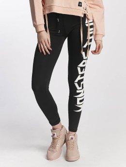 Sixth June Legging Basic schwarz