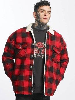 Sixth June Lightweight Jacket Lumberjack red