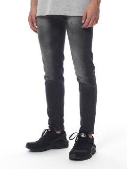 Sixth June Slim Fit Jeans Ninety Percent čern