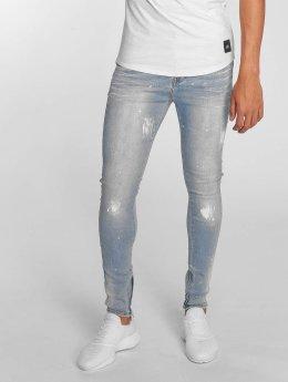Sixth June Slim Fit Jeans Slim modrý
