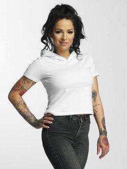 Sixth June T-Shirt Hooded blanc