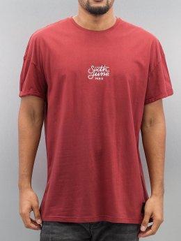 Sixth June t-shirt Dropshoulder rood