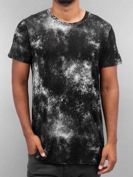 Sixth June T-Shirt Galaxy schwarz