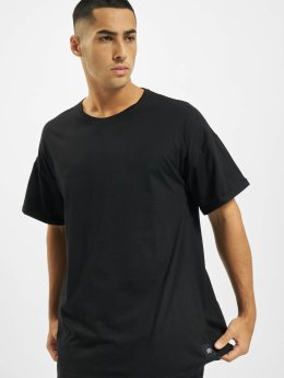 Sixth June DropShoulder Basic T-Shirt Black