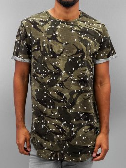 Sixth June Tall Tees Rounded Bottom camouflage