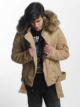 Sixth June Winter Jacket Puffa Perfecto beige