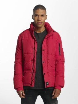 Sixth June Winterjacke classic Fit rot