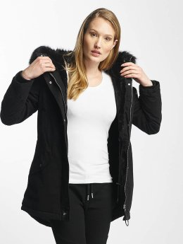 Sixth June winterjas Oversize zwart