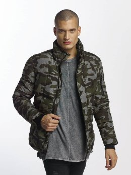 Sixth June Zomerjas Classic Fit Down camouflage