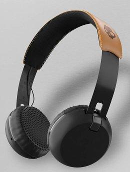 Skullcandy Cuffie musica Grind Wireless On Ear nero
