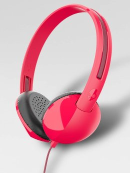 Skullcandy Headphone Stim Mic 1 On Ear red