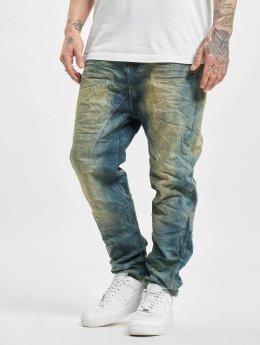 Sky Rebel Antifit jeans Louka  blå