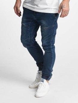 Sky Rebel Jogging kalhoty Ron Jogger modrý
