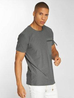 Sky Rebel t-shirt Jannis blauw