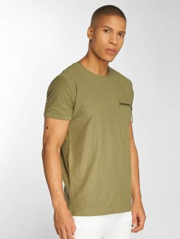 Sky Rebel T-Shirt Jannis olive