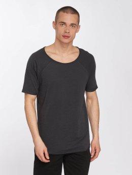 Sky Rebel T-shirts Jonny grå