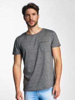 Sky Rebel T-skjorter Nevio grå