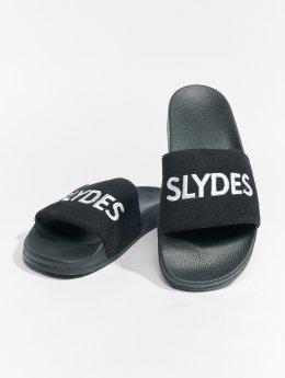 Slydes Badesko/sandaler PLYA Slydes svart