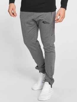 Smilodox Jogginghose Smooth grau
