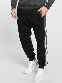 Smilodox Spodnie do joggingu Slack czarny