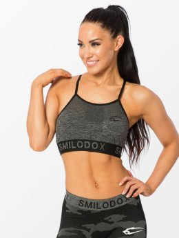 Smilodox Sports Bra Breezy gray