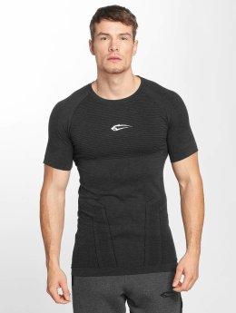 Smilodox T-Shirt Fortress grau