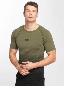 Smilodox T-Shirt Process olive