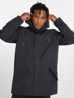 Solid Зимняя куртка Stanton черный