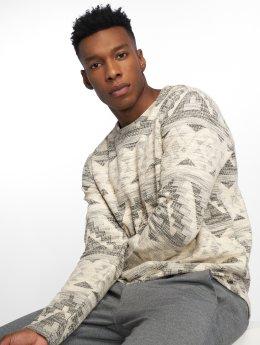 Solid Пуловер Shai серый