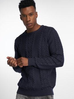 Solid Пуловер Sweden синий