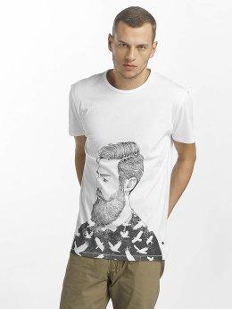 Solid Camiseta Magee blanco