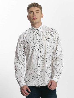 Solid Hemd Ladd weiß
