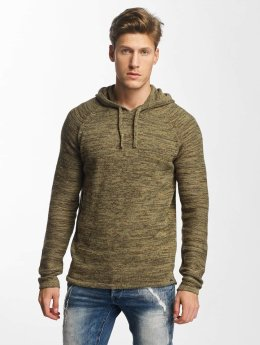 Solid Hoody Jusa olive