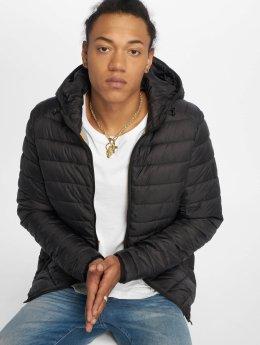 Solid Lightweight Jacket Kendrick Hood black