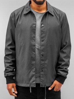 Solid Lightweight Jacket Errling  grey
