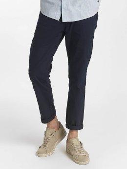 Solid Pantalon chino Jasper bleu