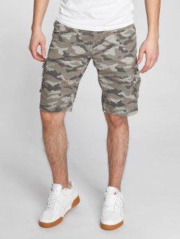Solid Pantalón cortos Gael Camo camuflaje