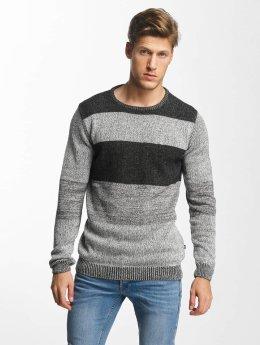 Solid Pullover Jamee grau