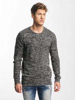 Solid Männer Pullover Jamail in grau