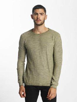 Solid Pullover Karli olive