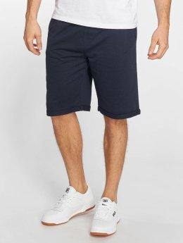 Solid Männer Shorts Gibby in blau