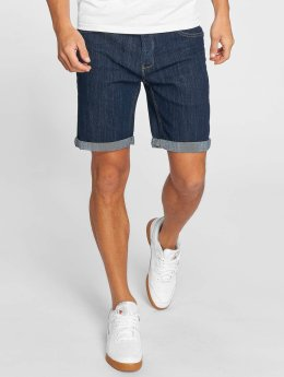 Solid shorts Ryder blauw