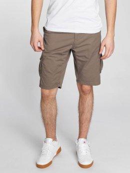 Solid Shorts Gael Cargo brun
