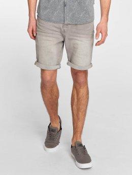 Solid Shorts Lt. Rider Strech Denim grigio