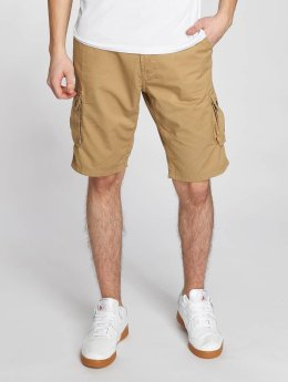 Solid Shorts Gael Cargo marrone