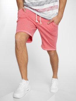 Solid shorts Olsen rood